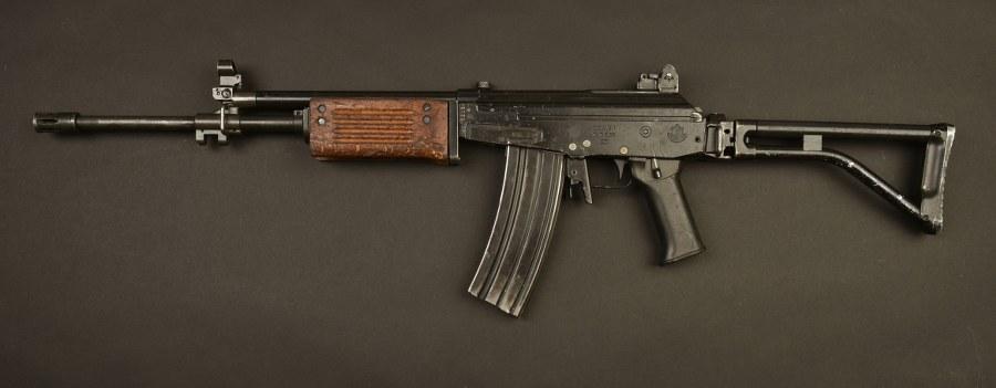 Fusil d'assaut IMI GALIL. Catégorie C9