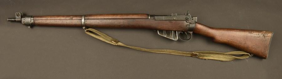 Fusil Lee Enfield utilisé dans le film Dunkerque Catégorie C9