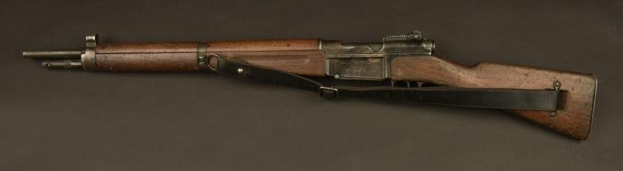 Fusil MAS 1936 utilisé dans le film la 7ème Compagnie. Catégorie C9
