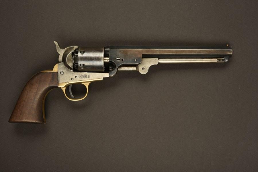Pistolet Colt Brothers Sisters. Catégorie D