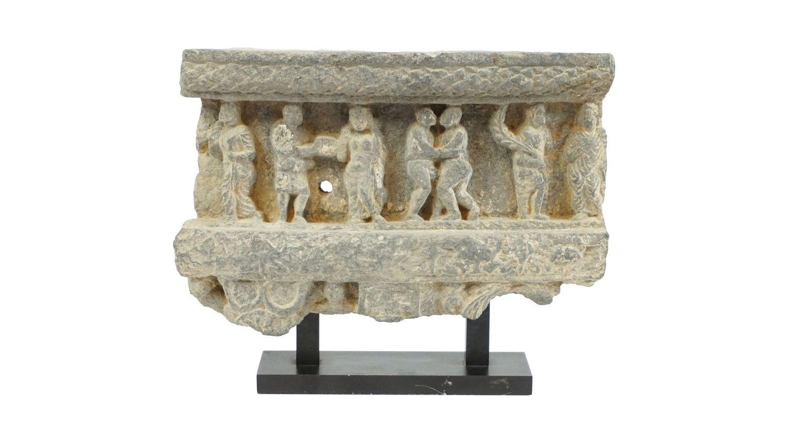 Gandhara.